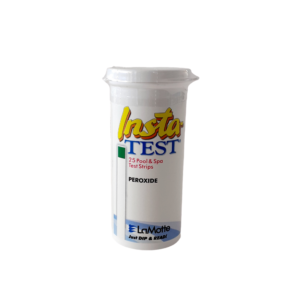 Peroxide Test Strips