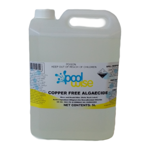 Poolwise 2in1 copper free algaecide 5L (