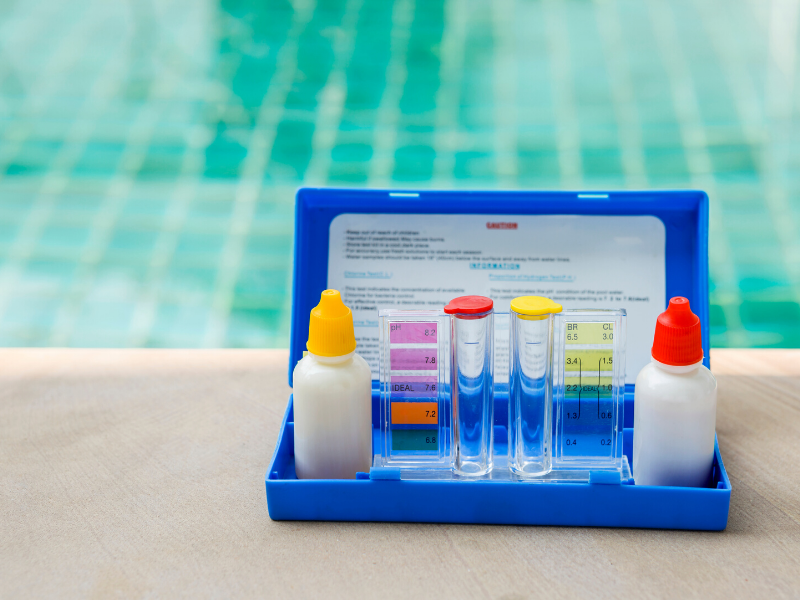 What you need to know prior to bringing in a water sample