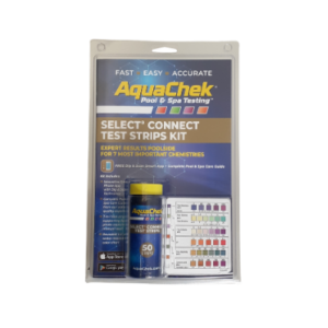 AquaCheck 7in1 Test Strips - At Home Pool Water Testing