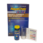 AquaCheck 7in1 Test Strip Kit Unpacked - Test Your Pool Water At Home