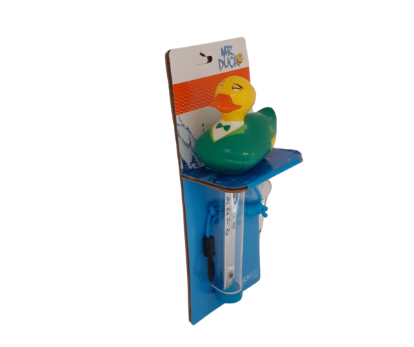 Bond - Mr Duck Thermometer side angle