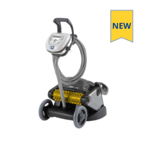 CX35 Cyclonic Cleaner with transport trolley caddy