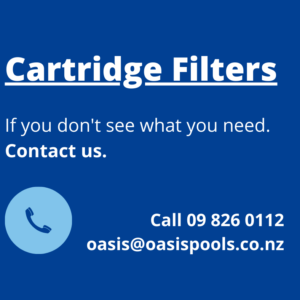 Cartridge Filters. Don't see what you need. Call, we can order.