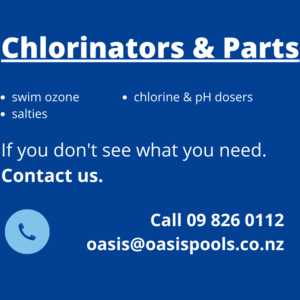 Chlorinators & Parts