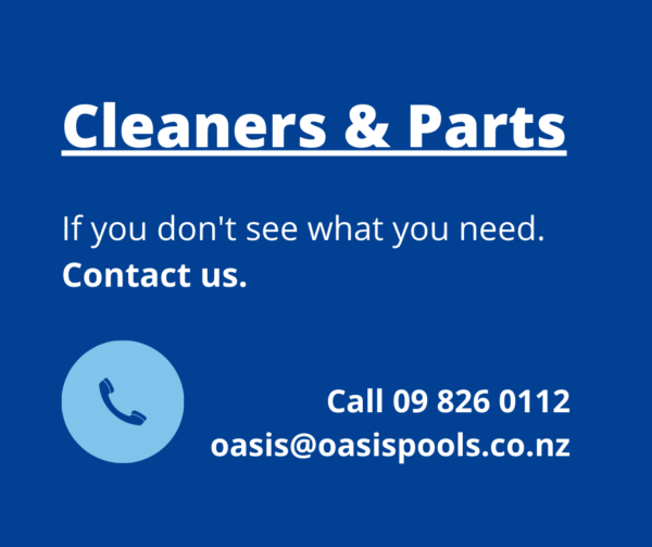 Cleaners & Parts
