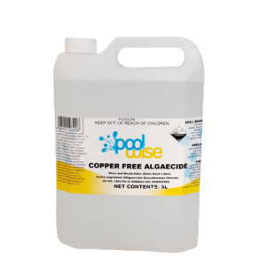 Copper Free Algaecide 5L transparent