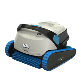 Dolphin S300i automatic pool cleaner for inground pools
