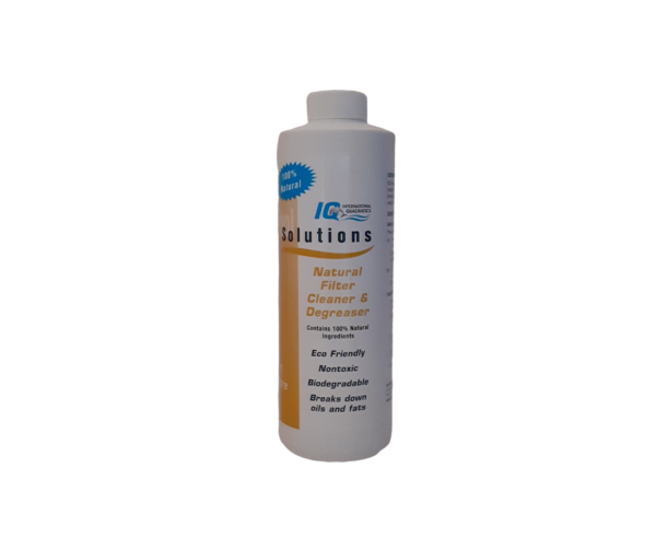 lter cleaner and degreaser