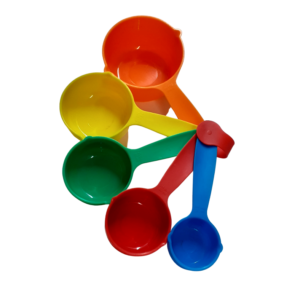 Measuring cup set 5 multi expanded