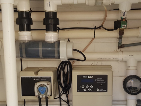 Pool Chlorination System - Automated Pool Chlorine Dosing