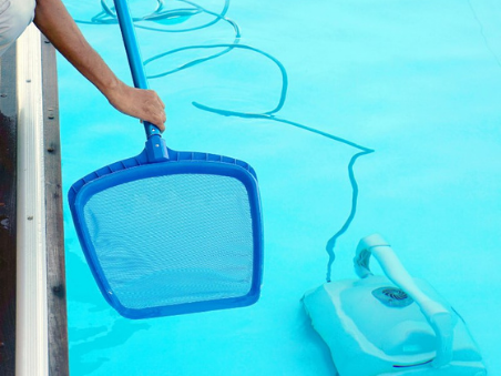 Best pool suction cleaners, automatic cleaners and manual cleaning