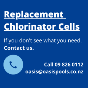 Replacement Chlorinator Cells and Salt Chlorinator Cells