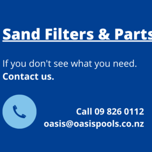 Sand Filters & Parts