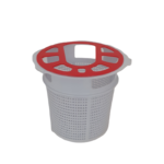 Skimmer sox disc red with basket