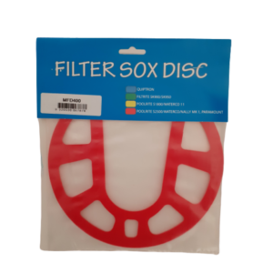 Skimmer sox disc red