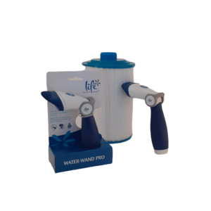 Water Wand Pro Filter Cartridge Cleaner demonstration